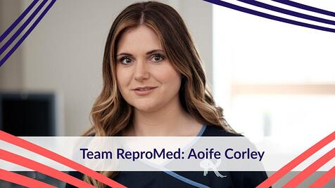 Aoife Corley, our Nurse and Midwife Manager
