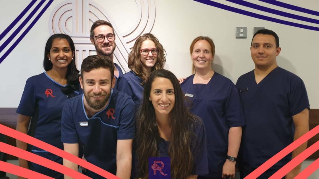 ReproMed's embryologists